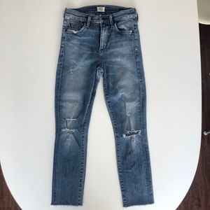 COH Rocket 24 Citizens of Humanity High Rise Jeans